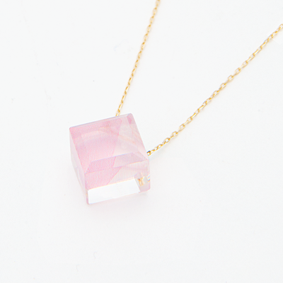 Necklace-pink
